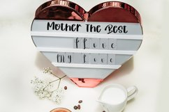 A Mothers Love - Beauty And Love Font Product Image 2