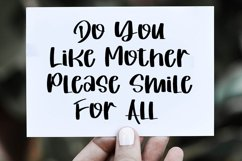 A Mothers Love - Beauty And Love Font Product Image 3