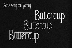 Buttercup Font Family Product Image 2