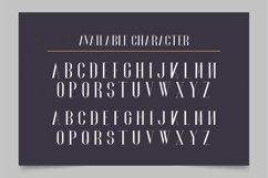 Norland Santana - A Luxury Font Duo Product Image 2