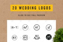 20 Elegant Minimalist Logo Bundles Vol.2 Product Image 2