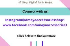 Mamasita Glammita SVG, Instant Download Product Image 2