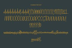 Whillys Script Font Product Image 8