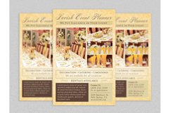 Event Planner Flyer Template Product Image 2