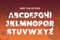 Give Thanks Silhouette Font Product Image 3