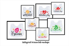 Baby milestone svg bundle, Baby's first Canada holidays, my Product Image 4