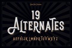 Black Queen font & bonus graphics Product Image 5