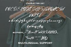 Regloss - Beautiful Handwritten Font Product Image 5