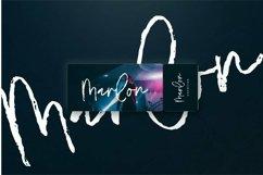 Web Font Jatker - Stylish Brush Font Product Image 2