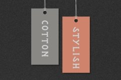 Web Font Buntara Display Font Product Image 5