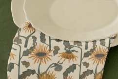 Pattern with sunflowers Product Image 3