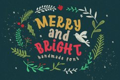 Merry Bright Typeface Product Image 1