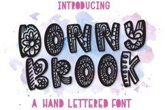 George Lincoln- A Silly Doodle Font Product Image 5