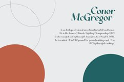 George - Classic Typeface Product Image 7