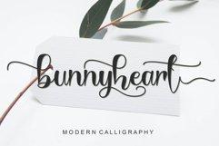 Bunnyheart - Modern Calligraphy Product Image 1