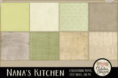 Nana's Kitchen Background Textures Product Image 5