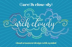 Arch Cloudy Product Image 2