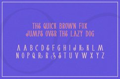 Agendra Serif Font Product Image 6