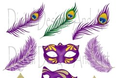 Mardi gras clipart Product Image 3