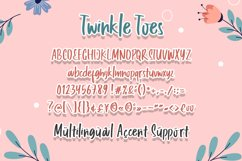 Twinkle Toes Product Image 6