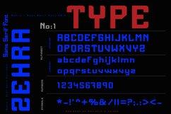 ZEHRA Modern Sans Serif Product Image 3