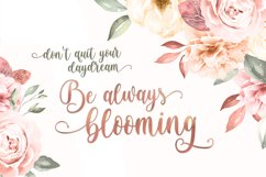 Brightside - Modern Calligraphy Font Product Image 4