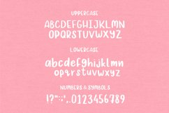 Sundaze - Quirky Handwritten Font Product Image 2