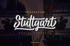 Stuttgart Script Product Image 1