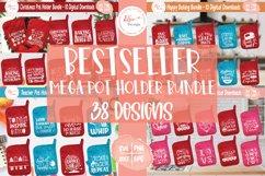 Bestseller Mega Pot Holder / Kitchen Baking Bundle SVG Product Image 1