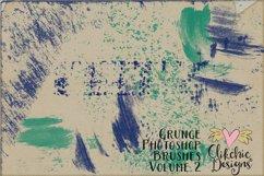Photoshop Brushes - Grunge Texture Brushes Vol 2 Product Image 3