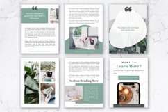 eBook Template for Canva | Lead Magnet | Sage Product Image 6