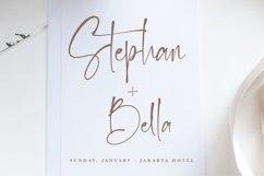 Brilliant Starlight - Elegant Signature Font Product Image 3