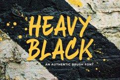 Heavy Black Product Image 1