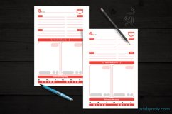 Pinterest Pins planner - KDP notebook. Product Image 4