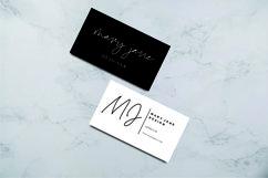 Le Festin // handwritten font Product Image 5