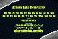 Street Lord Graffiti Font Product Image 6