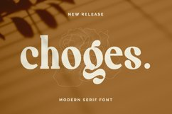 Choges Product Image 1