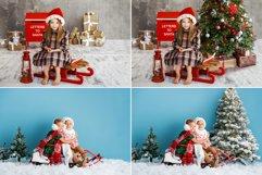 20 Christmas Tree Overlays Product Image 2