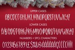 Christmas Tinsel - A Tinsel Inspired Christmas Font Product Image 3