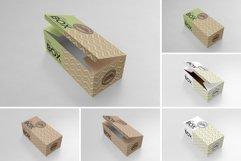 Long Top Tuck Auto Bottom Box Packaging Mockup Product Image 4
