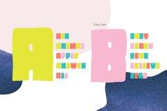 Poster Modern Scandinavian Font Product Image 4