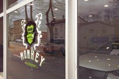 Car Glass Logo Mockup Product Image 1