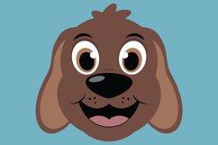 Cat and Dog Bundle SVG Cut Files, pet clipart Product Image 6