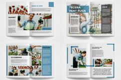 Creative Magazine Template Product Image 4