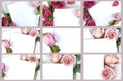 Flowers mockup, mockup bundle, valentine mockup Product Image 2