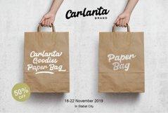 Carlanta Bold Script Product Image 4