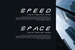 Andyastha - Futuristic Font Product Image 4