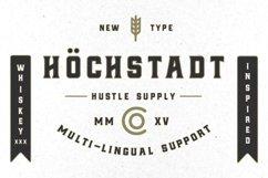Höchstadt Font Product Image 1