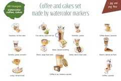 Coffee and cakes bundle Product Image 2