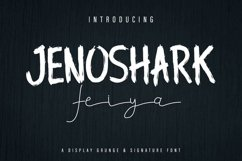 Jenoshark Feiya Product Image 1